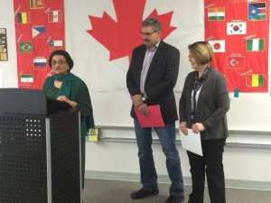 MLA Morris and MLA Bond announce funding for IMSS